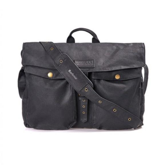 8886fc95f0c Barbour Bags   International Retriever Messenger Bag   Poshmark